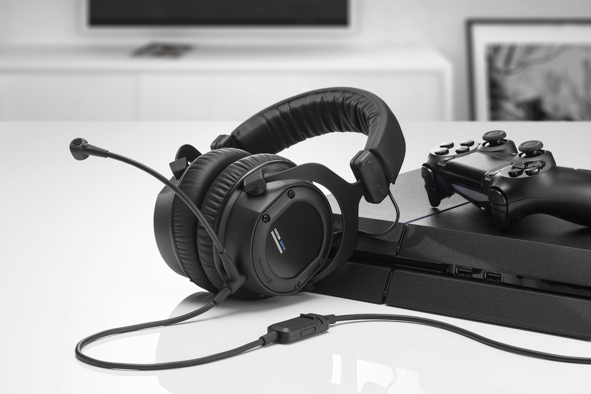 beyerdynamic kopfhörer headsets multimedia audio unterhaltung entertainment gaming produkte