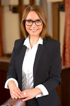 Spa Managerin Gabriela Noschka