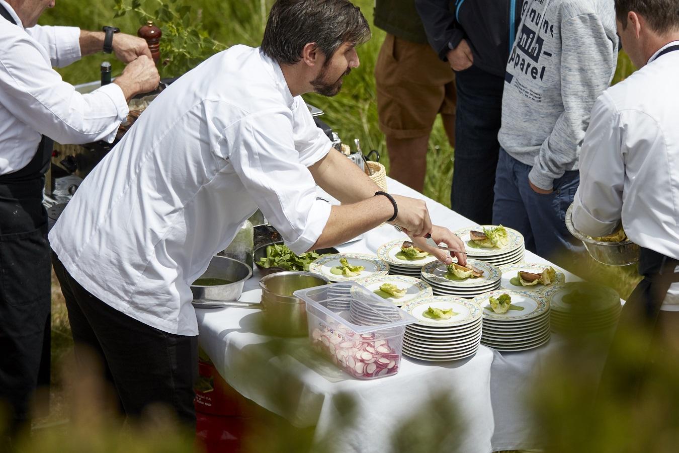 Regionale Küche Sternenköche Kulinarischer Jakobsweg