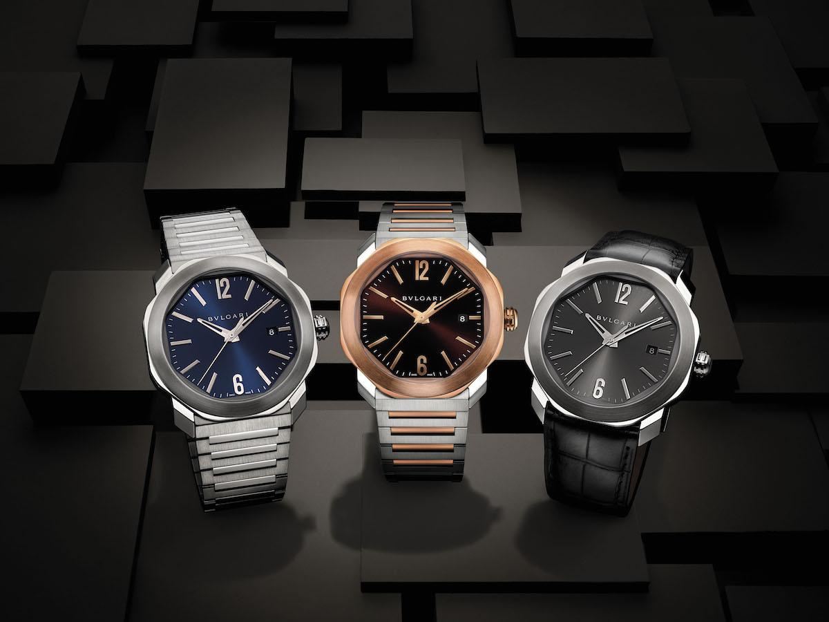 bulgari watches watch luxury luxurious italy italian models collections new
