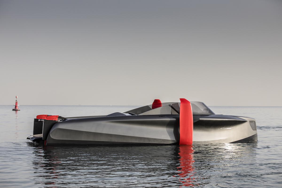 enata marine foiler yacht foiling new luxury luxurious manufacturer company carbon fiber