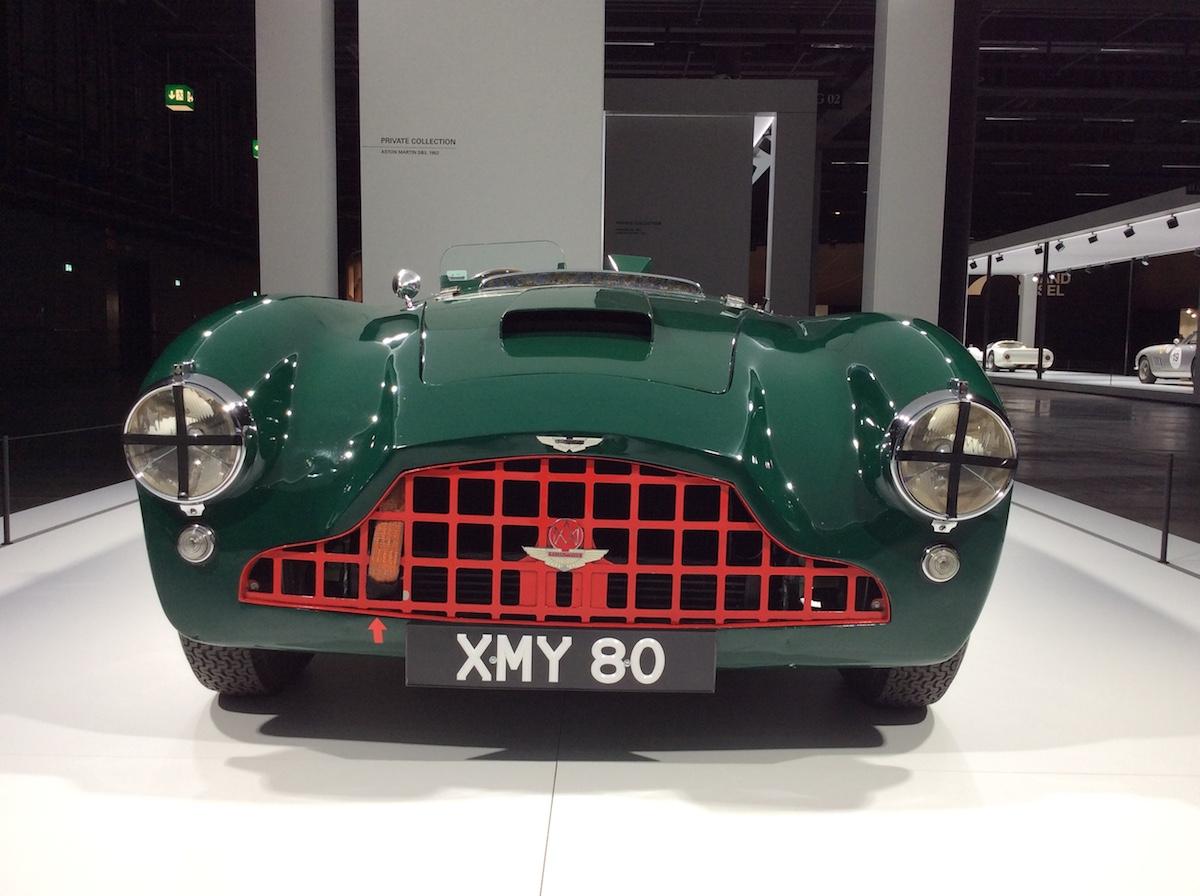 1952 Aston Martin DB3