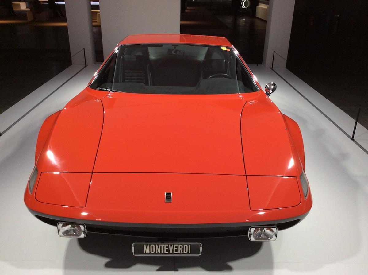1970 Monteverdi Hai 450 GTS