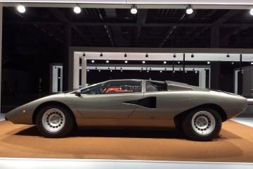 1974 Lamborghini Countach LP 400