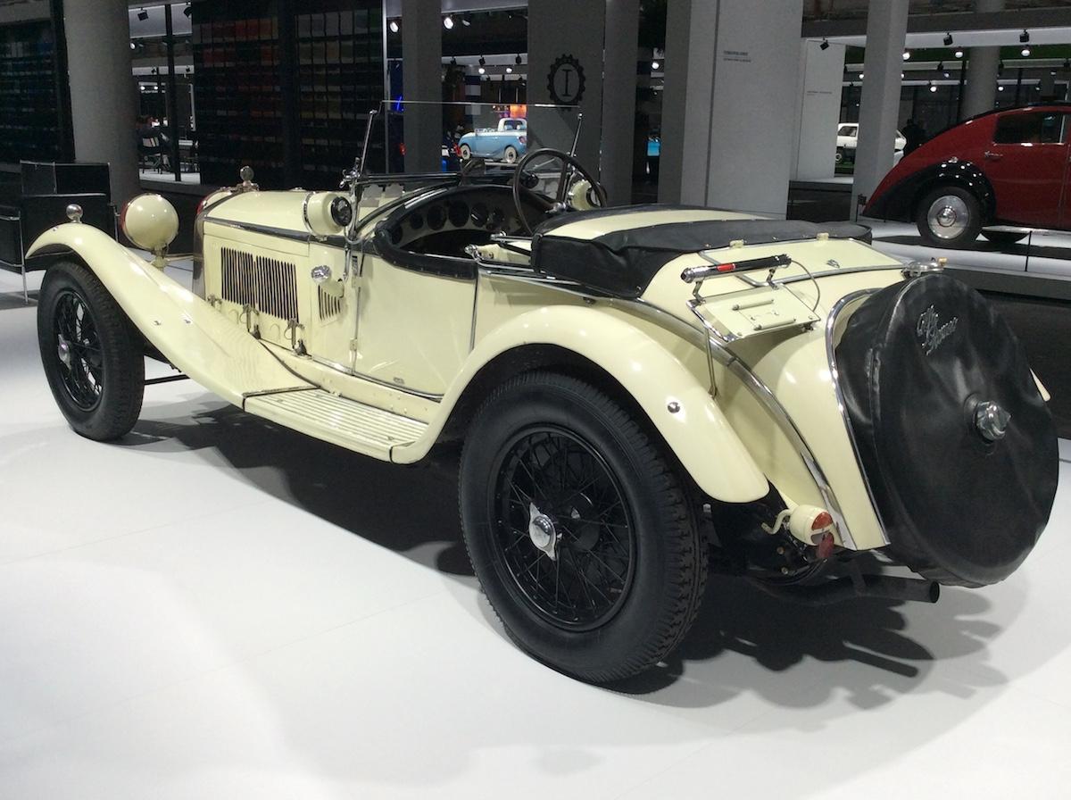 1931 Alfa Romeo 6C 1750 GS Zagato