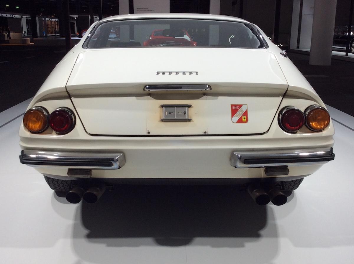 1973 Ferrari 365 GTB 4 Daytona Coupé