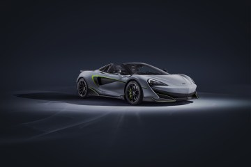 mclaren 600lt spider mso models convertible convertibles colors limited special editions edition unique geneva international motor show 2019 switzerland novelties