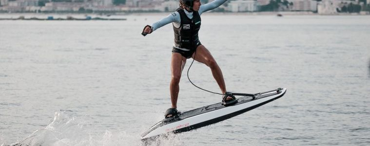 electric surfboard awake manufacturer sports trends new inventions