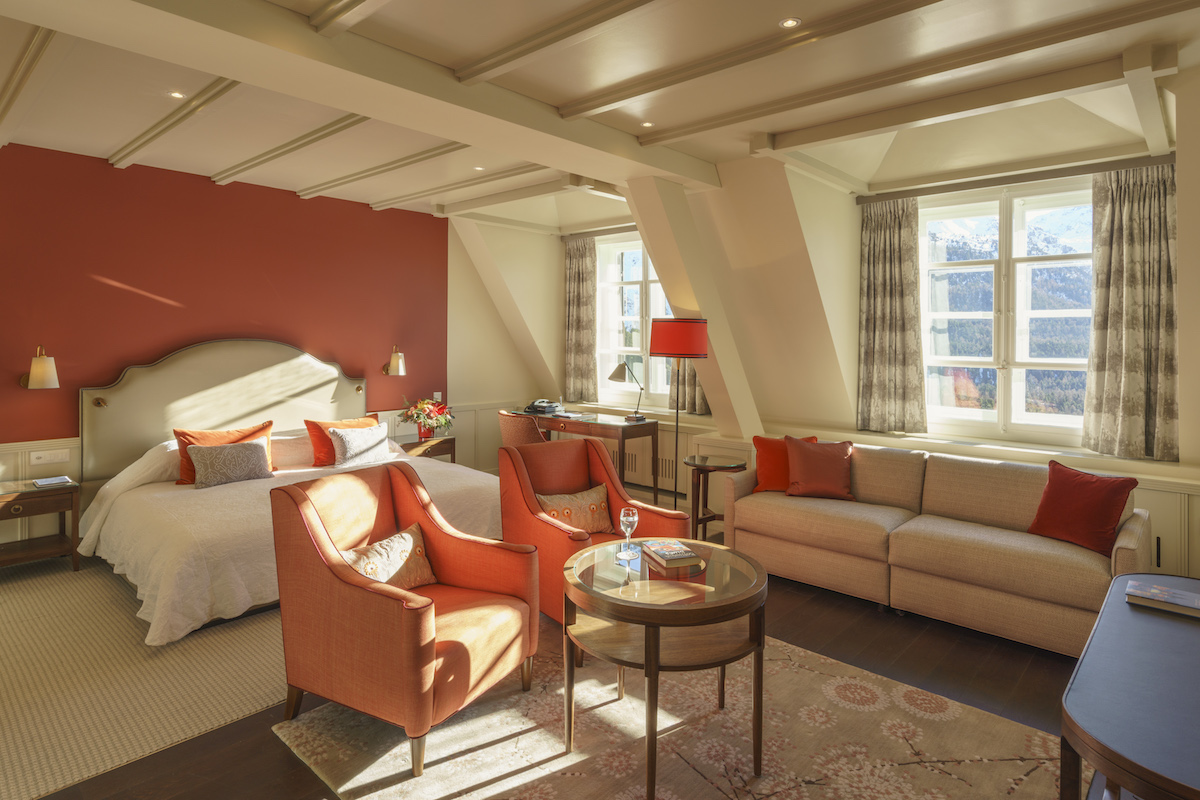 suvretta house st.moritz luxushotel luxushotels schweiz oberengadin urlaub ferien winter wintersaison 2018