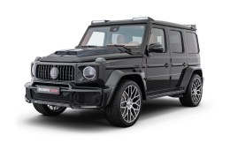 brabus 800 widestar suv offroad offroader cars models limited special editions mercedes-benz mercedes-amg