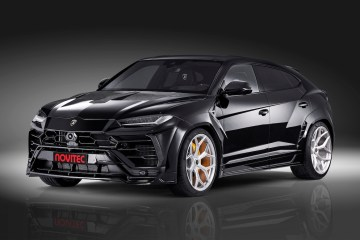 lamborghini urus novitec esteso suv widebody kit tuning performance enhancement