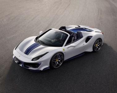 ferrari 448 gtb pista spider modelle sondermodelle sonderserie sportwagen neu neuheit 2019