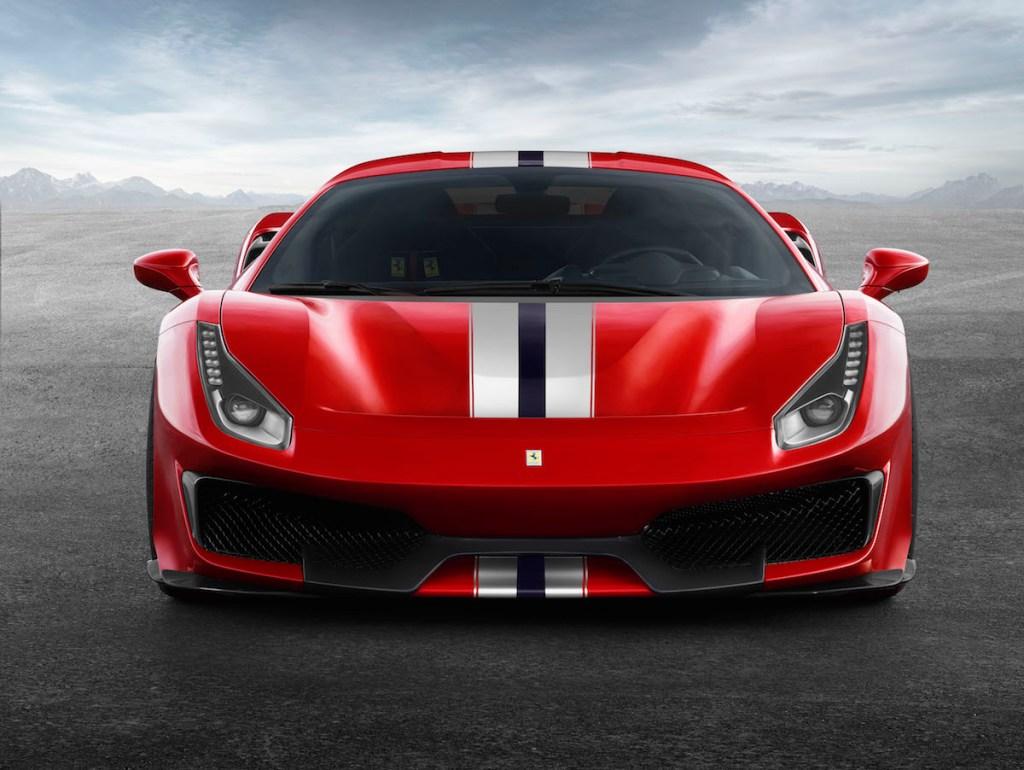 ferrari 488 pista neu neuheiten 2019 neue modelle sondermodelle spezialmodelle v8 motoren