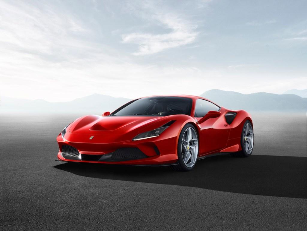 ferrari f8 tributo sportwagen modelle v8 2019