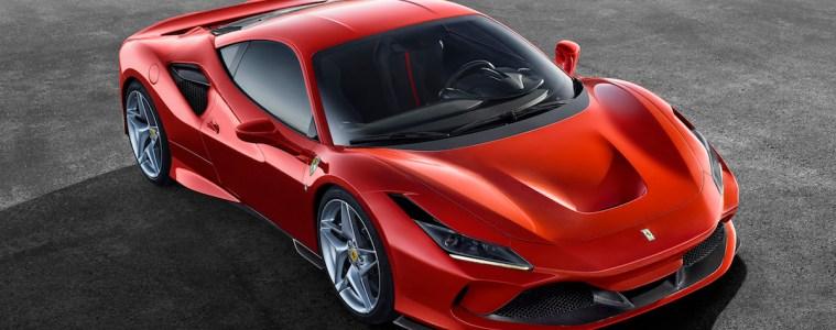 ferrari f8 tributo sportwagen modelle v8 2019 front