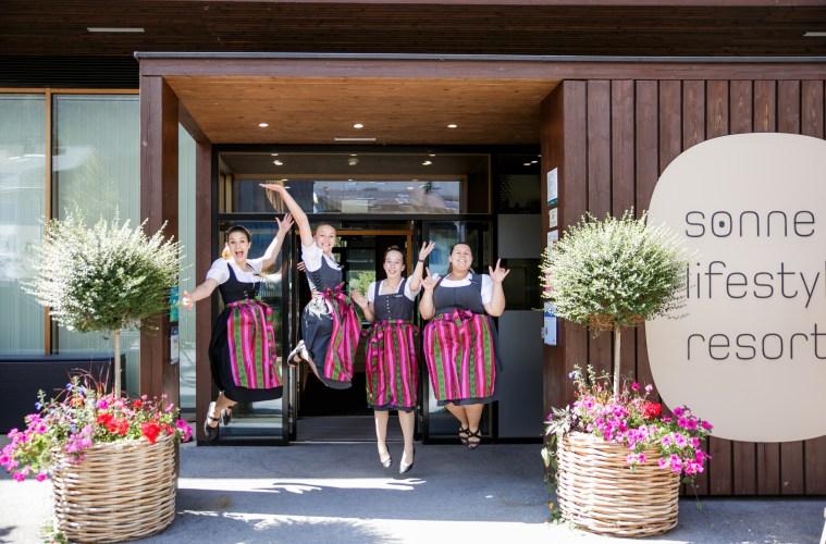 Bildcredit: Sonne Lifestyle Resort Bregenzerwald