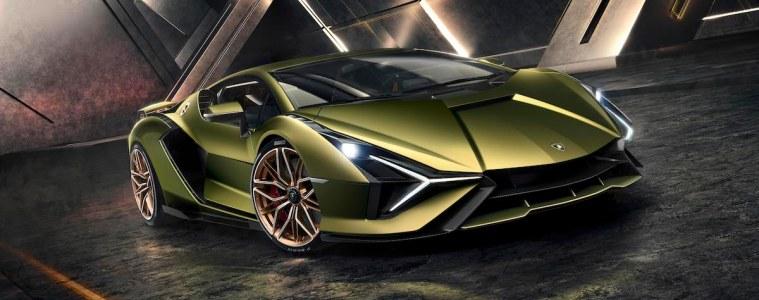 lamborghini sian limitiert neuheit sportwagen modelle iaa 2019 frankfurt