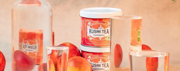 AquaSummer von Kusmi Tea