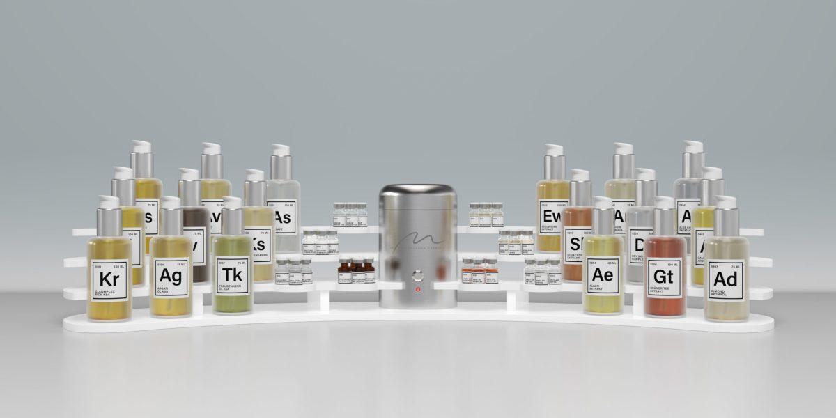 Beauty Bar von Dr. M. Phytoplasma Cosmetic