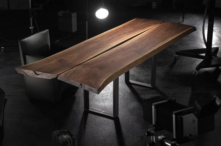 Massivholztisch Timber von IGN.Design