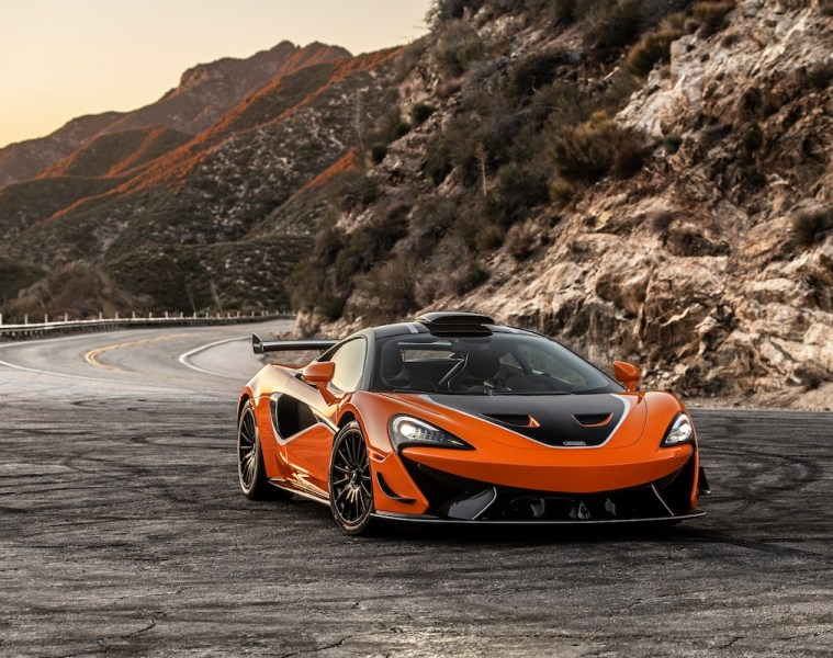 mclaren 620r new models usa north america sports retailers limited