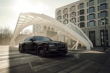 spofec novitec rolls-royce black badge wraith models 2021 limited