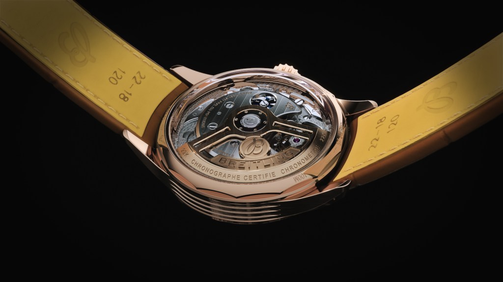breitling bentley chronograph tourbillon rotgold modelle 2021 damen herren neuheiten