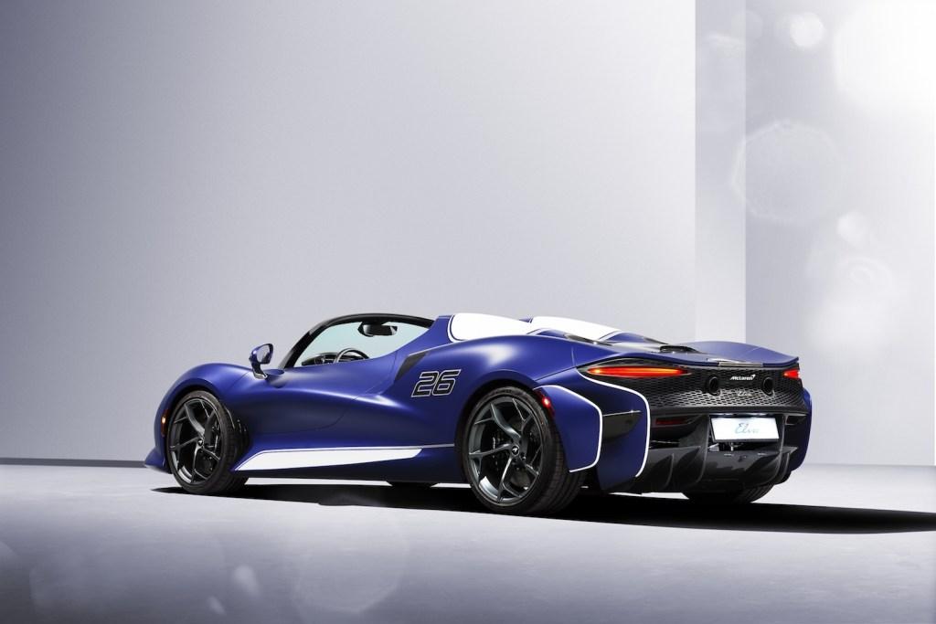 mclaren elva roadster neuheiten 2021 neue modelle schweiz deutschland
