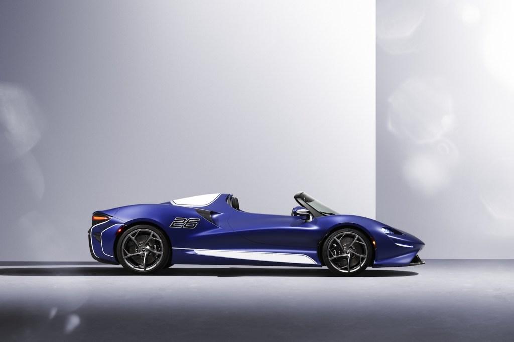 mclaren elva roadster neuheiten 2021 neue modelle schweiz deutschland neu