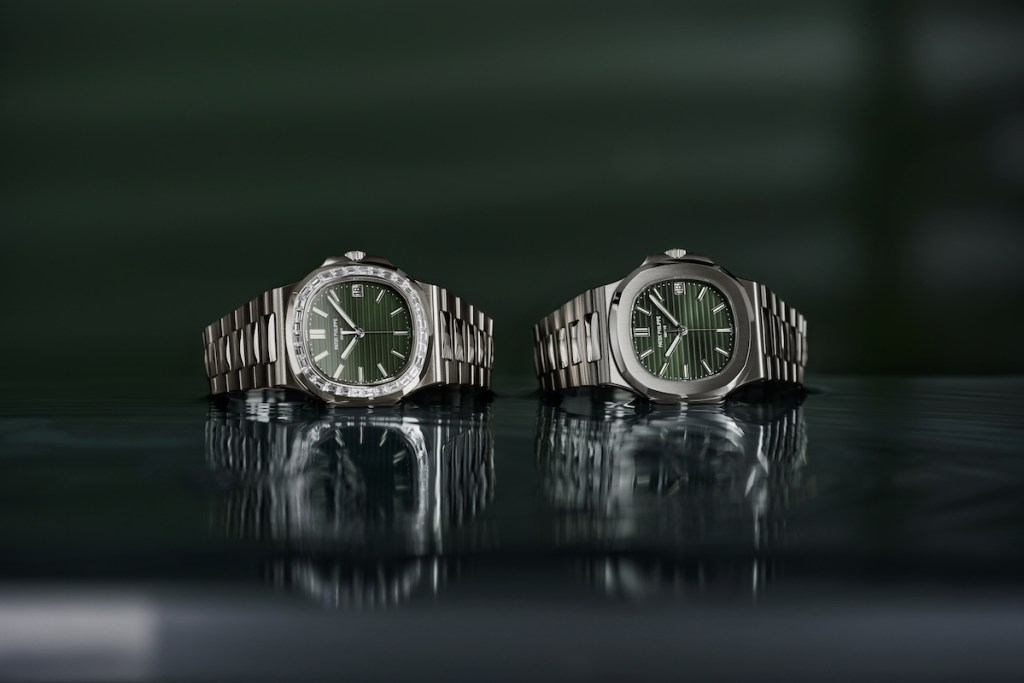patek philippe watches luxury nautilus collection 2021