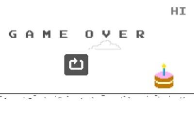 Você conhece as origens do jogo de dinossauro do Google Chrome?