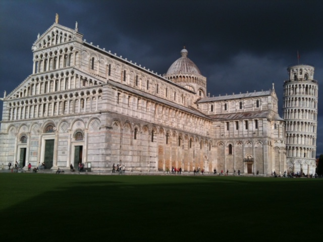 Pisa Cathredral Italy
