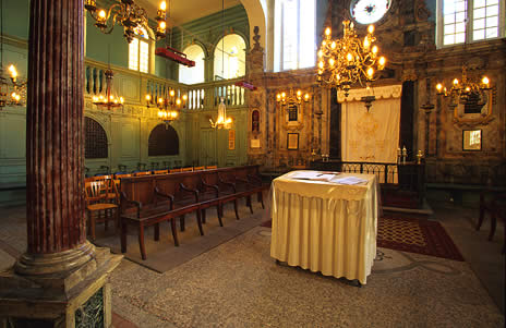 Carpentras Provence synagogue