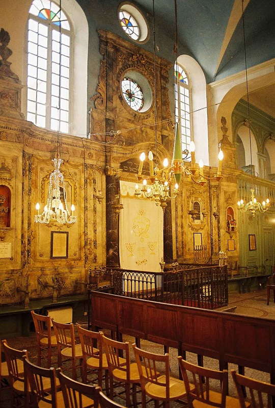 Carpentras Provence synagogue 3