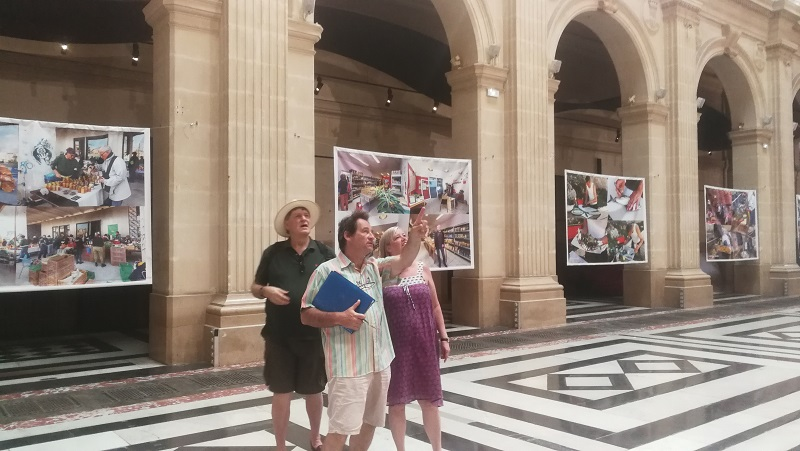 Marseille Tour Bourse 4H