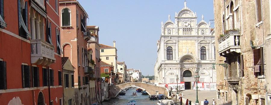 Foodie stay in Venezia