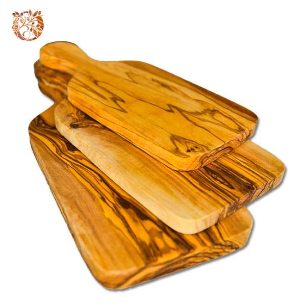 Planche à persil en bois d'olivier
