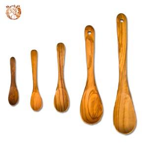 Cuillère Provence en bois d'ooivier