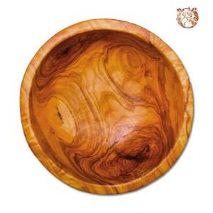 Saladier bois d'olivier 26 cm