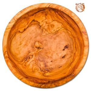 Saladier bois d'olivier 30 cm