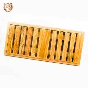 Planche à pain Baguette en bois d'olivier