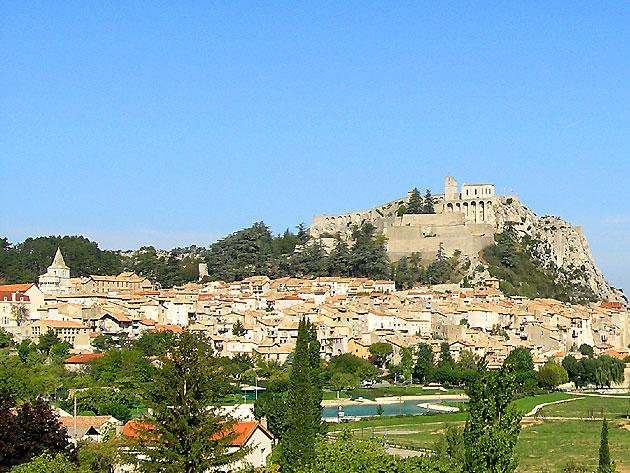 Photo Ville de Sisteron