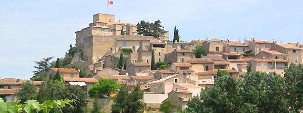 Ansouis  Luberon  Provence