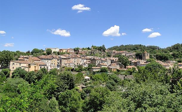 Barjols Var Provence Verte