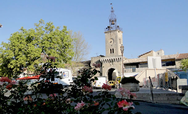 Le Thor Vaucluse Provence