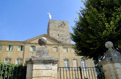 Sanilhac Sagris Gard Provence