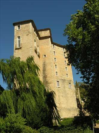Chteau dEntrecasteaux  visiter 83  Provence 7