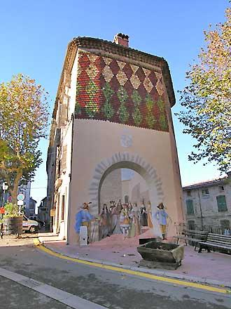 Carcs  visiter 83  Provence 7