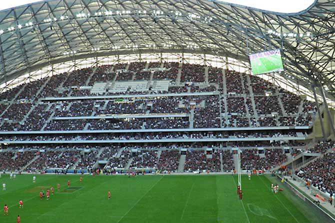 Stade Vlodrome De Marseille Visiter Provence 7