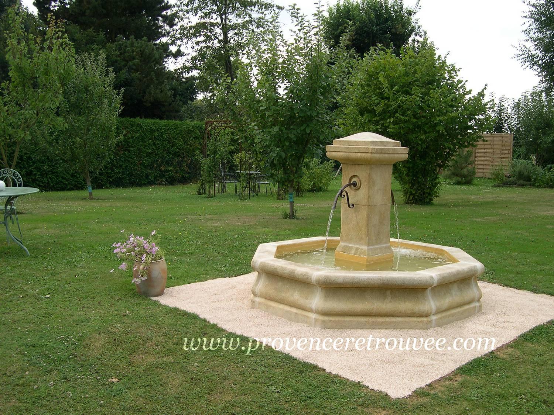 Fontaine De Jardin Tourbillon - Décoration de maison idées de design ...